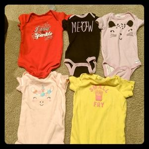 6-9 Months Girls Baby Clothes